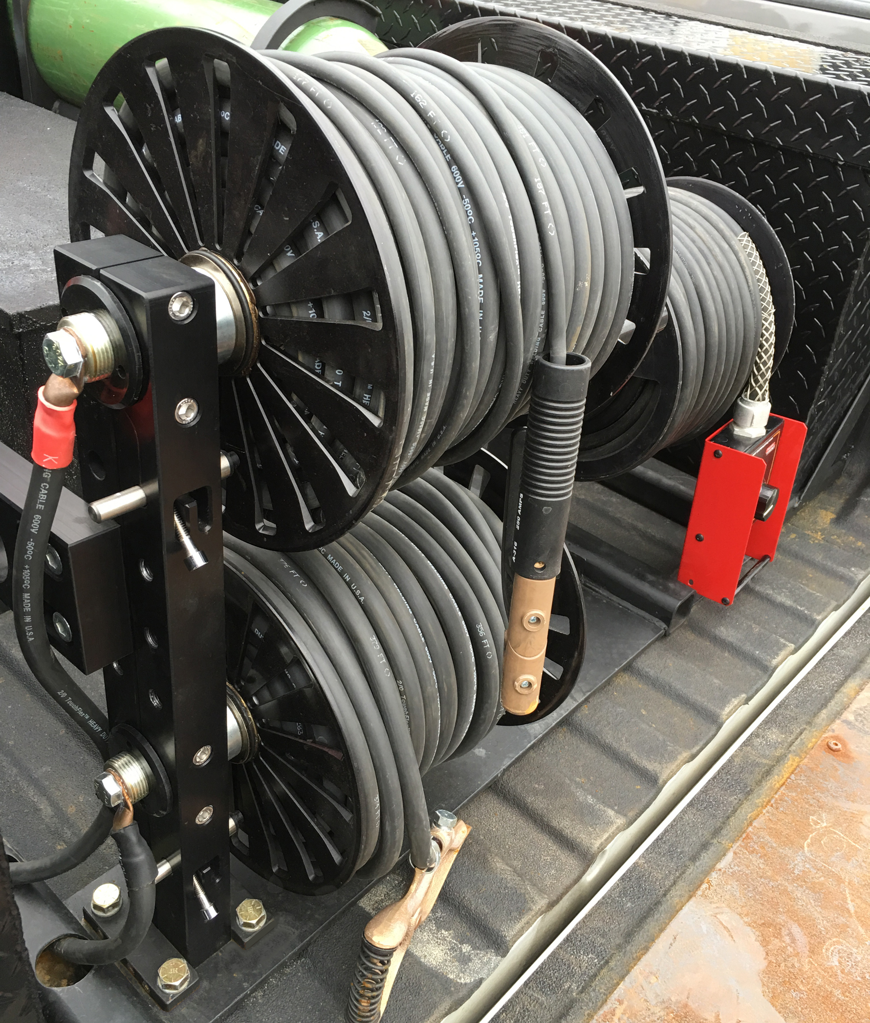Reel Quality Serious Reels For Serious Welders